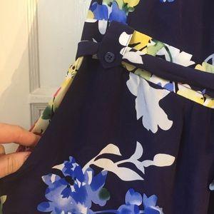 Yumi Kim Pants - Yumi Kim floral jumpsuit L